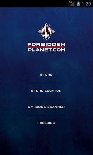 Forbidden Planet Store