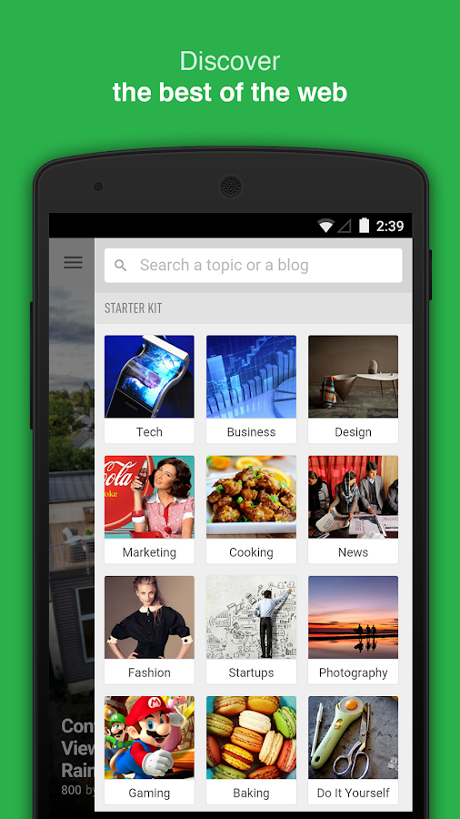 Feedly - Get Smarter Screenshot 4