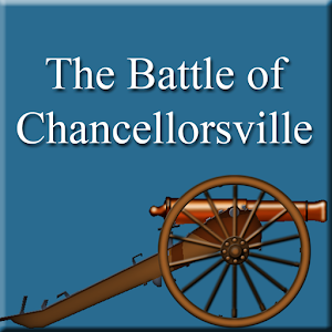 Cover art Civil War - Chancellorsville