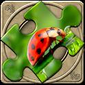FlipPix Jigsaw - Small World icon