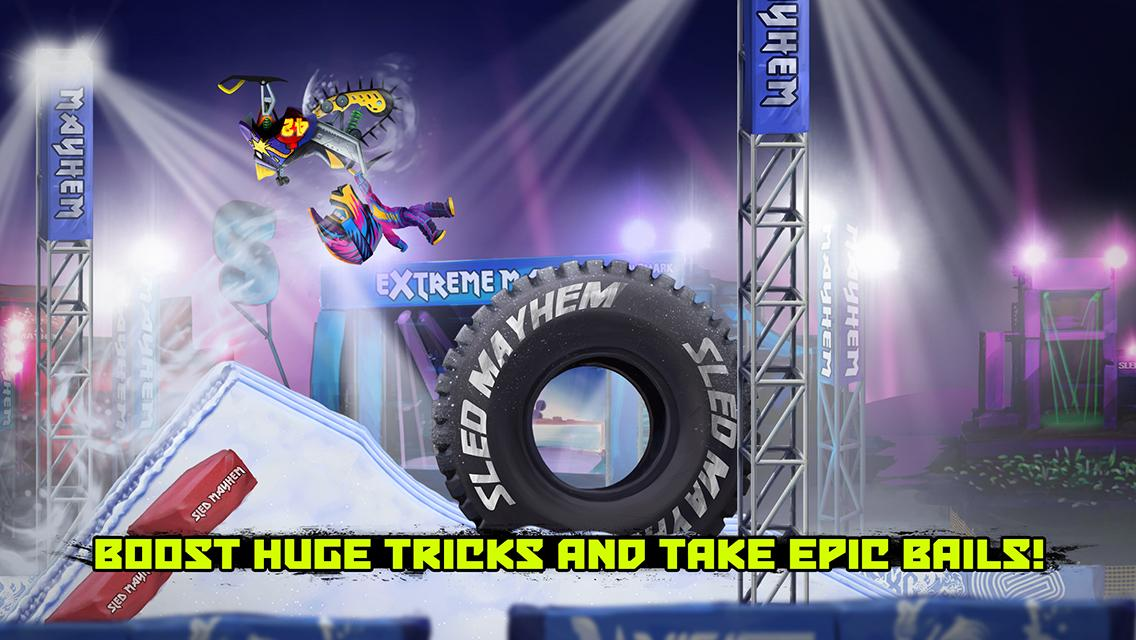 Sled Mayhem Screenshot 4