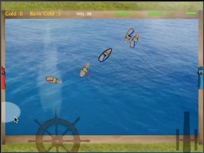 Sailboat Battle Arena - screenshot