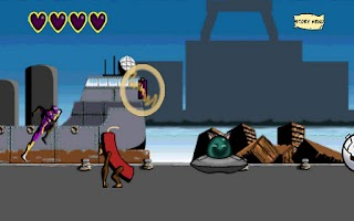 Screenshot of Thunder BANG Free