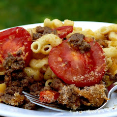 Cheeseburger Mac & Cheese