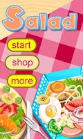 Screenshot of Salad Maker-Cooking game