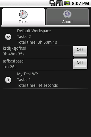 Personal Timer