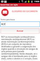 Screenshot of Socorrista em Ação