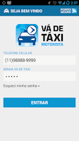 Screenshot of Va de Taxi - Taxista