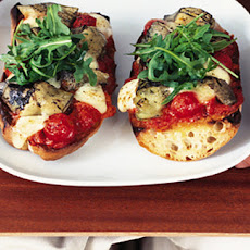 Artichoke, Tomato And Mozzarella Ciabatta Recipe