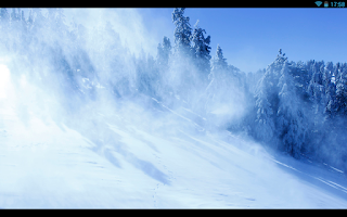 Screenshot of arcMedia Redux
