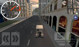 Screenshot of Golf Cart: 3D Driving Sim