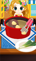 Screenshot of Judy's Ice Noodles Maker-Cook