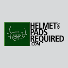Helmet and Pads Required icon