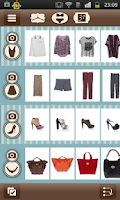 Screenshot of Dressapp,Your Fashion Calendar