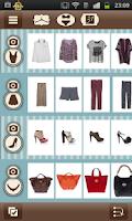 Screenshot of Dressapp,Your Fashion Calendar