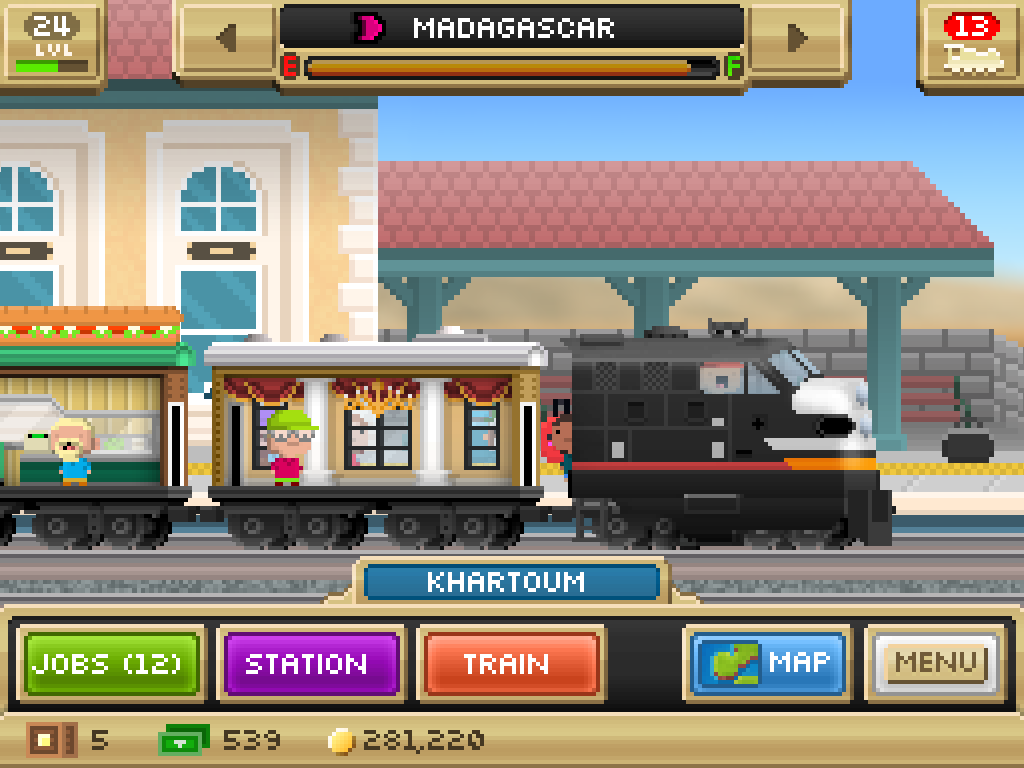 Pocket Trains Screenshot 14