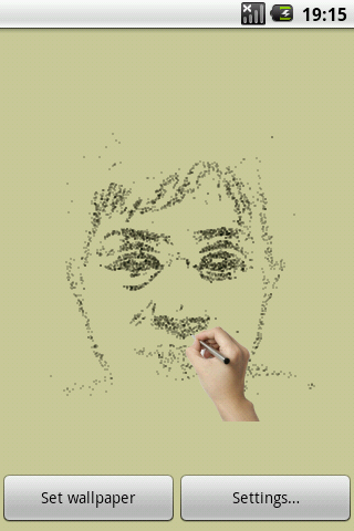 Pencil Live Wallpaper Free