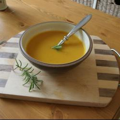 Butternut Squash Spicy Soup