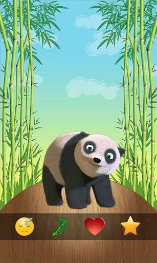 會說話的熊貓唱就唱
