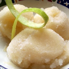 Green Apple Cider Ice