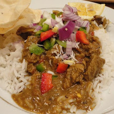 Bombay Lamb Curry