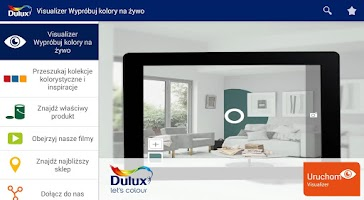 Screenshot of Dulux Visualizer PL