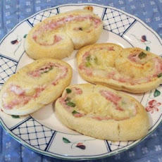Ham and Swiss Double Pinwheels (Pillsbury)