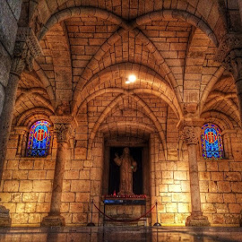 Spanish Monastery!!! by Nicolas Donadio - Buildings & Architecture Places of Worship