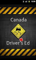 Screenshot of Canada Drivers Ed