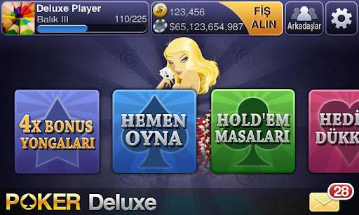 Texas HoldEm Poker Deluxe TR