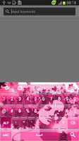 Screenshot of Diva Keyboard