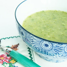 Broccoli and Celery Soup
