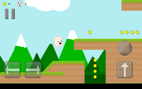 Marshmallow Adventure - screenshot