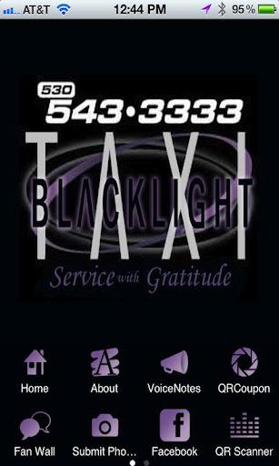 Blacklight Taxi