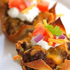 Taco Cupcakes in Time for Cinco de Mayo