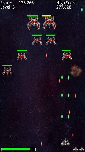 Galactic Invasion - screenshot