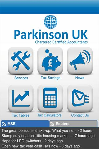 Parkinson UK Accountants
