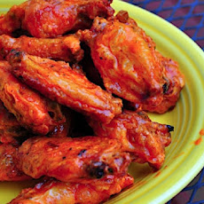 Thermonuclear Chicken Wings