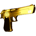 Desert Eagle Gold icon