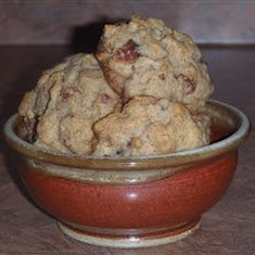 Cornflake Bacon Cookies