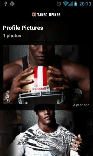 Takeo Spikes App
