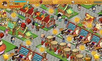 Screenshot of Mini Tribe
