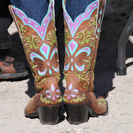 Boots by Prentiss Findlay - Artistic Objects Clothing & Accessories ( westernboots, fancyboots, cowboyboots, party, boots )