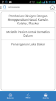 Screenshot of Buku Saku Perawat