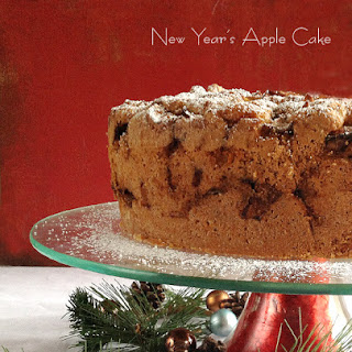 New Year's Apple Cake