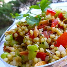 Almond Citrus Couscous
