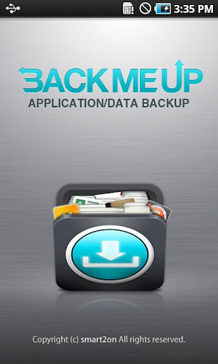 backup-restore-backmeup-lite for android screenshot