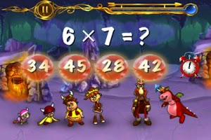 Screenshot of Hudriks Math For Kids