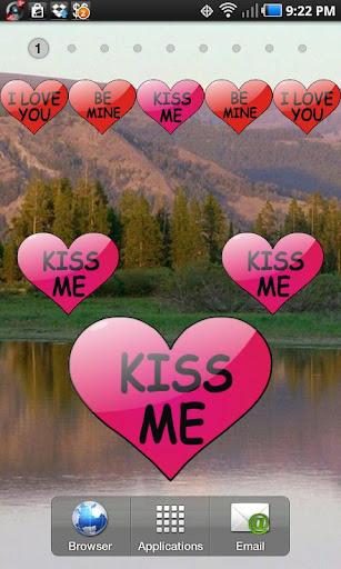 Kiss Me doo-dad
