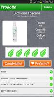 Screenshot of Biotiful - INCI Cosmetici